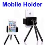 Mobil Holder & mini Tripod til smartphone